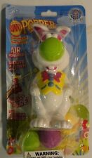 Hog Wild White Bunny Popper Squeezable Foam Shooter