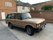 Range Rover Classic - Same owner since 1996 !!!! 3.9 Vogue