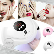 Professional 36W LED UV Nail Polish Dryer Lamp Gel Acrylic Curing Light w/ USB