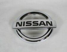 Nissan Sentra Grille Emblem 13-19 Front Grill Chrome Badge sign symbol logo (Fits: Nissan)