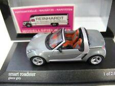 MINICHAMPS 1 43 smart Roadster - Grey