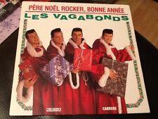 Les Vagabonds-PERE NOEL Rocker BONNE ANNEE 1990 Natale in Francia. Nuovo di zecca vinile