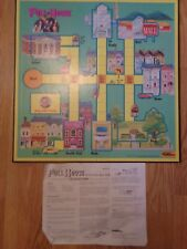 Vintage FULL HOUSE Game BOARD ONLY BOARD ONLY Tiger Games 1993