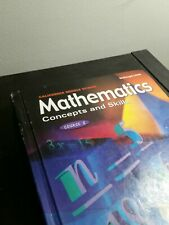 Mathematics Concepts and Skills (Course 2). California Middle School. McDougal.