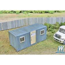 Walthers 949-2900 Mobile Construction Office Kit HO Scale
