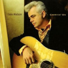 Dale Watson : Carryin' On CD (2010) ***NEW***