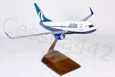 PACMIN - AIR TRAN Boeing 737-700 Aircraft Model Base 1/100 No Stabilizers Gift