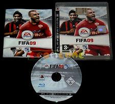 FIFA 09 Ps3 Versione Ufficiale Italiana 1ª Edizione ••••• COMPLETO