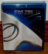 STAR TREK LAS SERIES ORIGINALES-2ª TEMPORADA 7 BLU-RAY NUEVO ESPAÑOL (SIN ABRIR)