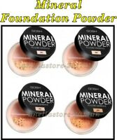 GOSH Mineral Foundation Powder for Matt Finish Flowers Look Different Shades