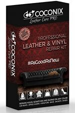 Coconix Leather and Vinyl Repair Kit - Restorer of Your Couch, Sofa, Car Seat