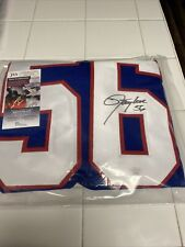 Lawrence Taylor Autograph Jersey Authenticated By JSa