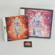 WIZARDRY Asterisk Nintendo DS Japan 1942 nds