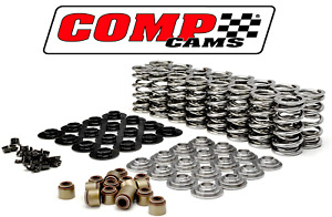 "Comp Cams .660"" Dual Valve Springs Kit w/ Steel Ret for Chevrolet Gen III IV LS"