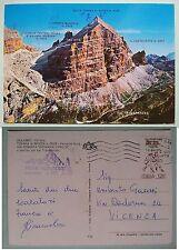 Dolomiti Cortina - Tofana di Rozes - Versante Nord 1979