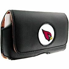 Licensed NFL Arizona Cardinals Case Pouch Holster w/Belt Clip for iPhone 5S/5/SE