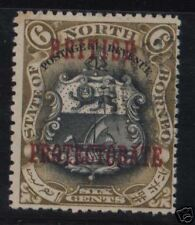 North Borneo #110 Used No Stop Variety