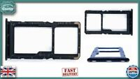 for Xiaomi Redmi Note 7 2019 Micro SD / Dual SIM Card Tray Holder BLACK