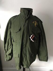 Tru-Spec M-65 Field Coat/Jacket with Liner USMC size Large Regular