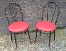 Kitchen Metal Vintage/Retro Chairs