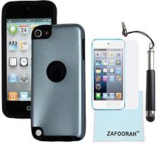 Aluminio Metal duro funda para Apple iPod Touch 5th y 6th GEN generación