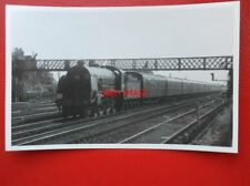 PHOTO  SR CLASS N15 LOCO NO 30783 SIR GILLEMERE AT WIMBLEDON 4/6/54
