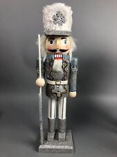 Toy Soldier Nutcracker Clever Creations Traditional Collectible Wooden Glitter