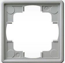Gira S-Color grau, RAHMEN 1-FACH 021142