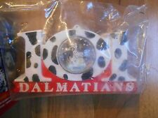 Old Vintage Disney 101 Dalmations Celebration Snow Dome McDonalds Happy Meal Toy
