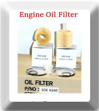 Engine Oil Filter Fits: OEM 04152-40060 Scion iQ 2012-2015 L4 1.3L