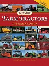 Legendary Farm Tractors Book - John Deere, Farmall, IH, Ford, Case, Oliver, MM
