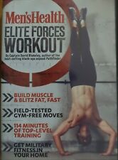 Men's Health Elite Forces Workout- DVD MILITARY FITNESS IN YOUR HOME