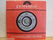 """7"""" Single - ARIANE & Orchester Günter Noris - Meine kleine Welt - Polydor Pr0m0"""