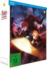 Fate/stay night [Unlimited Blade Works] Vol.1 + Sammelschuber LE Blu-Ray NEU OVP
