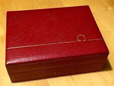 Omega VINTAGE BOX ANNI 1970 CONSTELLATION ORO Ombrello Speedmaster Seamaster OEM