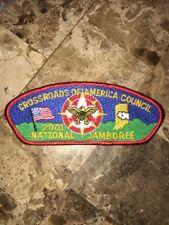 Indianapolis CROSSROADS COUNCIL IN 2001 NSJ CSP Boy Scout Jamboree BSA WWW