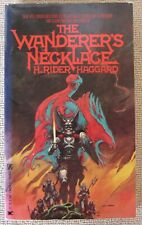 The Wanderer's Necklace by H. Rider Haggard PB 1st Zebra