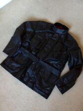 Parka-Chaqueta Barbour XL , Negro y encerado