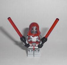 LEGO Star Wars - Sith Warrior - Figur Minifig Krieger Old Republic Jedi 75025