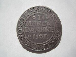 1563 DENMARK 1 MARK