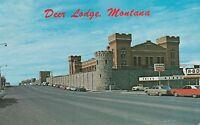 LAM(W) Deer Lodge, MT - State Prison - Exterior