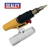Sealey Gas Soldering Iron - Butane Gas Electronic Solder Iron AK2942