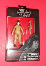 STAR WARS ROSE RESISTANCE TECH  3.75 INCH THE BLACK SERIES EXCLUSIVE