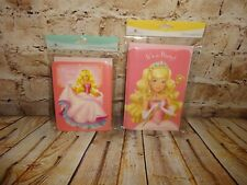 """American Greetings Princess """"It's a Party!"""" 10 Invitations & Thank You Cards Set"""