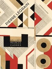 Pierre Legrain, interior designer, bookbinder, French book