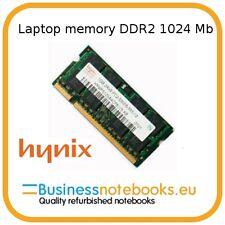 LAPTOP MEMORY HYNIX 1024MB PC2-6400S DDR2 200 PINS