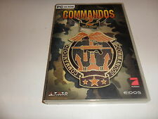 PC  Commandos 2: Men of Courage