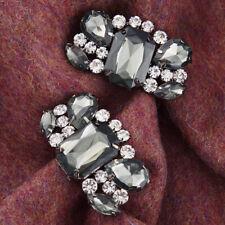 1 pares DIY pedrería zapato clips joyas-accesorios de decoración para novia zapato High