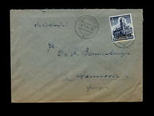 Used Cover Luxembourg Stamps