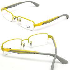 9cda7b8caf1 Ray-Ban Metal Half Rimless Eyeglass Frames
